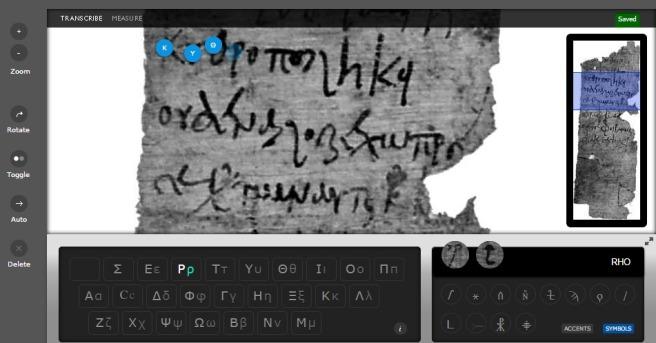 zooniverse transcription