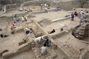 Excavation Ashkelon
