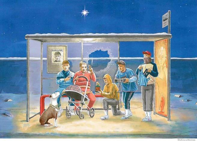 Glasgow Nativity