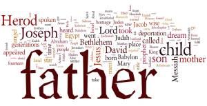Wordle for Matthew