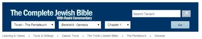Jewish Tanach