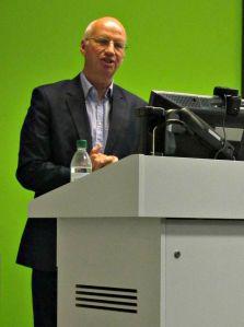 Steve Moyise at NRCBR Conference 2015