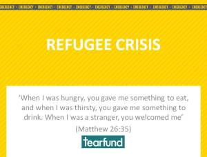 Migrant PPT slide TearFund