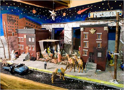 Nativity in the South Bronx 1975 - Joseph Sciorra (2008)