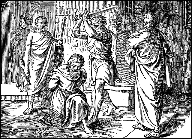 The death of the Apostle Paul | Newman Research Centre for the ...